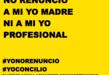 Día #YoNoRenuncio #YoConcilio @MalasMadres