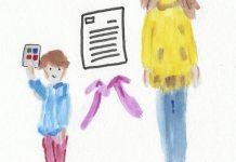 Niños, padres, tablets, smartphones: contrato de uso
