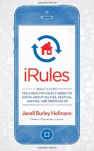 iRules, por Janell B. Hoffman, 2014