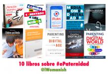 10 libros para educar a nuestros hijos en el buen uso de las TICs