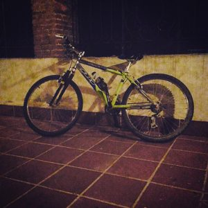 iFirst es un crack de la bici ;)