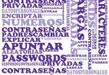 #Contraseñas: 1 herramienta, 2 ideas, 3 palabras, 4 consejos