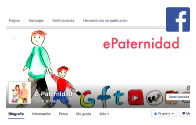 ePaternidadPaginaFacebook