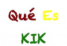 El WhatsApp de tus hijos se llama Kik