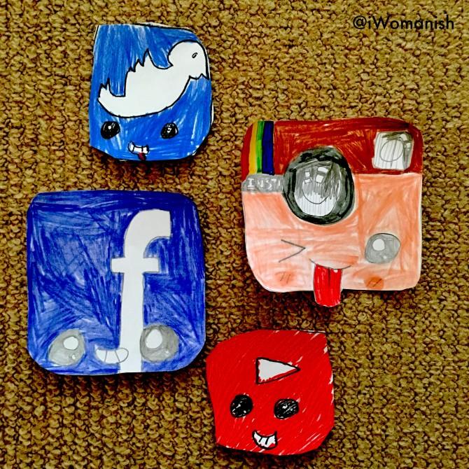 Primeros pasos de tus hijos en redes sociales: 6 consejos