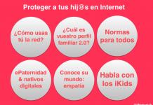 #ePaternidad o cómo proteger a tu hij@ en Internet