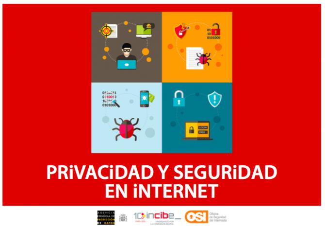 Nueva guía básica para saber más sobre privacidad y seguridad en Internet