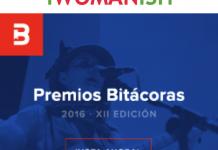Apoya la #ePaternidad y vota a @iWomanish en los Premios #Bitácoras2016