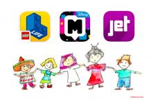 Redes Sociales sólo para niñ@s (LegoLife, Jet.me, DisneyMix)… ¿Sí o no?