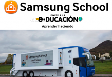 De ciudad en ciudad con #SamsungSchool hablando de Alfabetización Digital