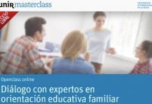 3 de noviembre – Openclass online con @UNIRuniversidad – Familia y Tecnología