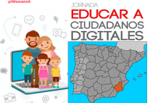 Talleres para padres & iKids en Murcia: familia y tecnología, riesgos y oportunidades