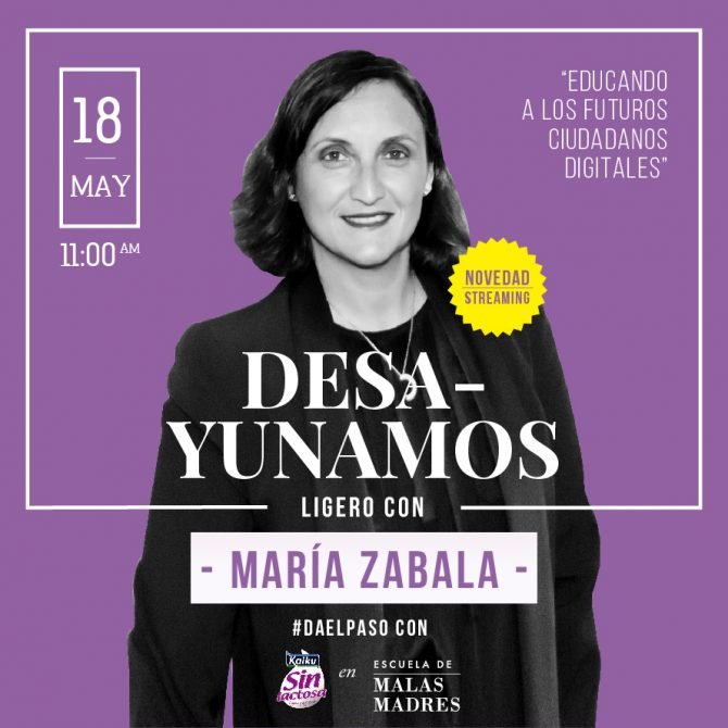 Desayuno #DaElPaso con @malasmadres: educar a ciudadanos digitales #ePaternidad
