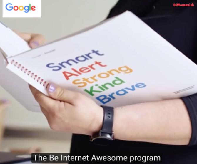 #BeInternetAwesome: nuevo proyecto de Google para familias, docentes y iKids #digcit