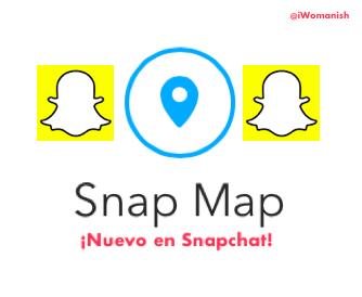 Los Snap Maps de #Snapchat y la geo-localización de tus iKids