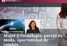 Te espero en «Mujer y Tecnología», con @womenalia