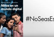 Niños en un mundo digital: conclusiones informe #UNICEF