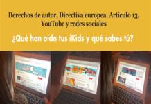 ¿Qué es eso del artículo 13 y por qué mis hijos temen no poder seguir viendo a sus youtubers favoritos?