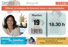 Educar en tiempos de Internet: retos y oportunidades – ¡Hola, Murcia!