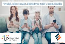 Webinar sobre tus hijos y las pantallas