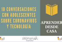 Conversación 5: ESTUDIAR EN CASA #adolescentes #tecnología #coronavirus