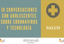 Conversación 8: SALUD #Adolescentes #Tecnología #Coronavirus