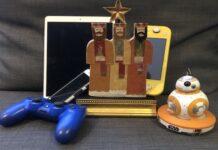 Si la Navidad regala pantallas a tus iKids…