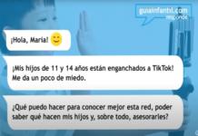 Algunas respuestas para Guía Infantil sobre TikTok